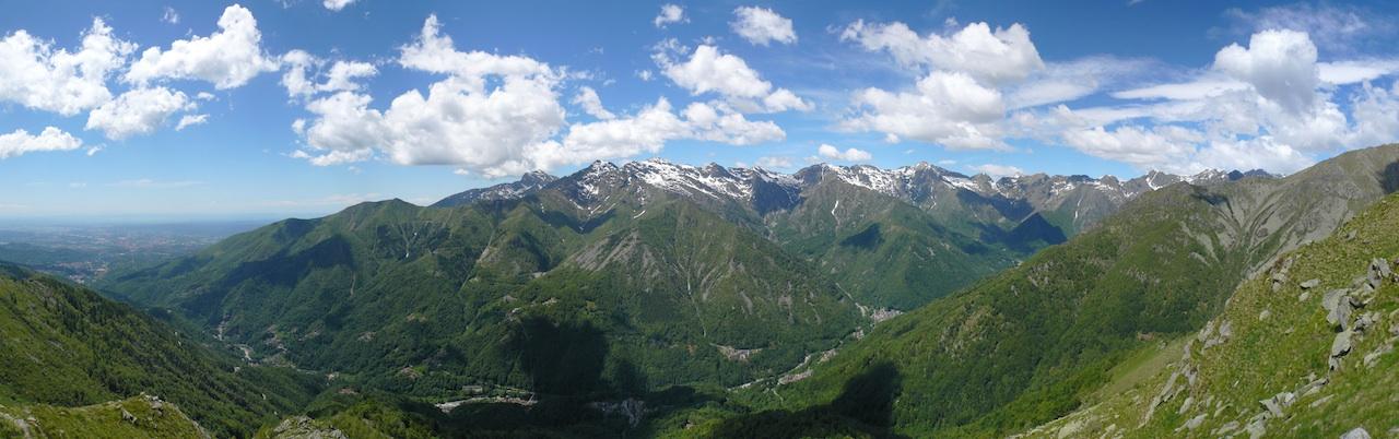 Valle Cervo - Montagna biellese