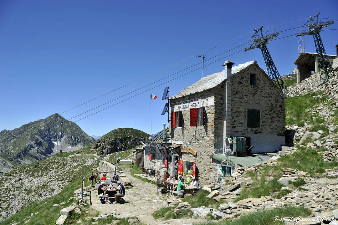 Rifugio Capanna Renata - Montagna biellese