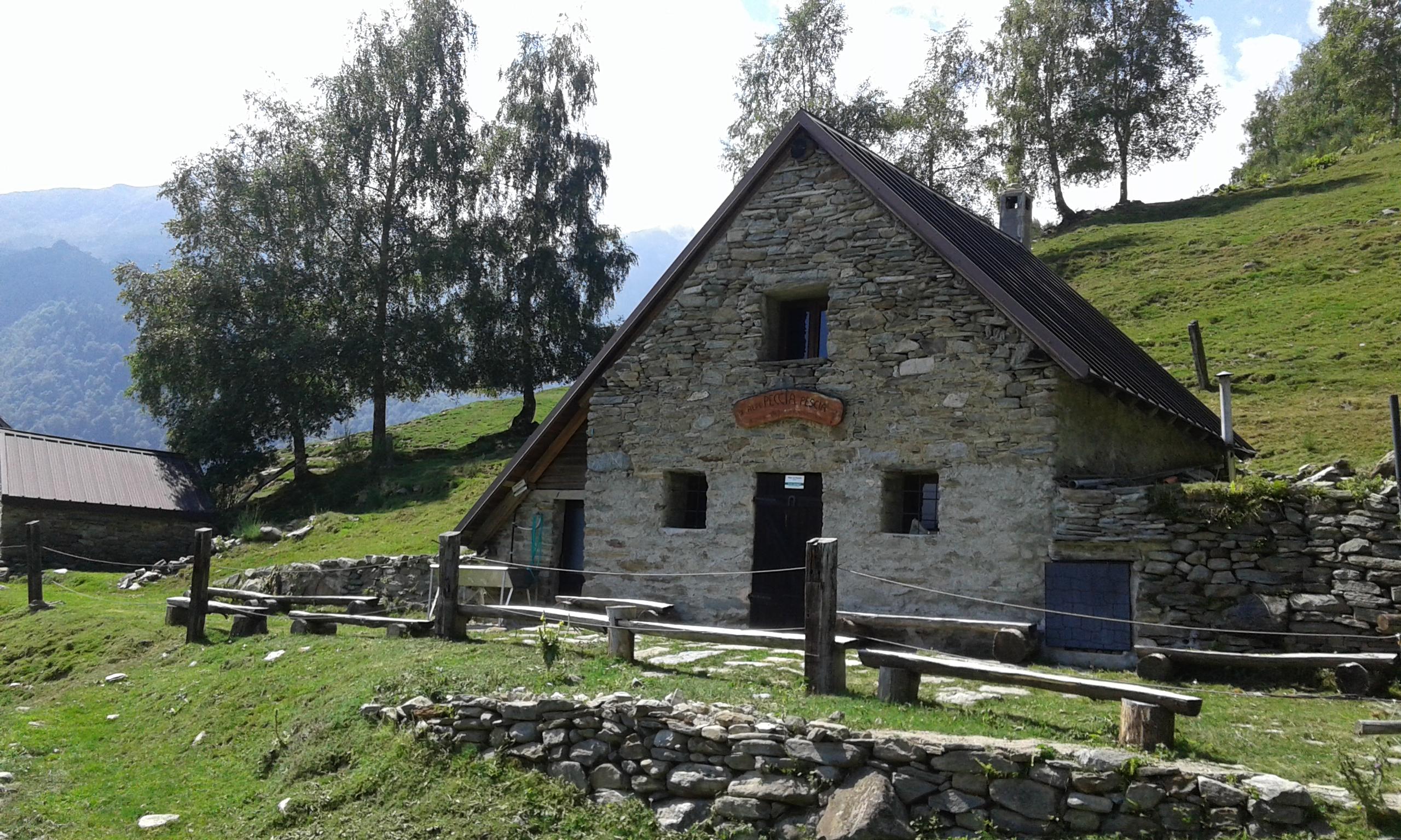 Bivacco Alpe Peccia - Montagna biellese