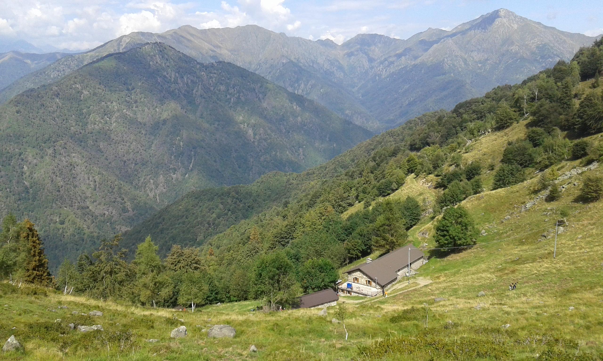 Agriturismo Alpe Margosio - Montagna biellese