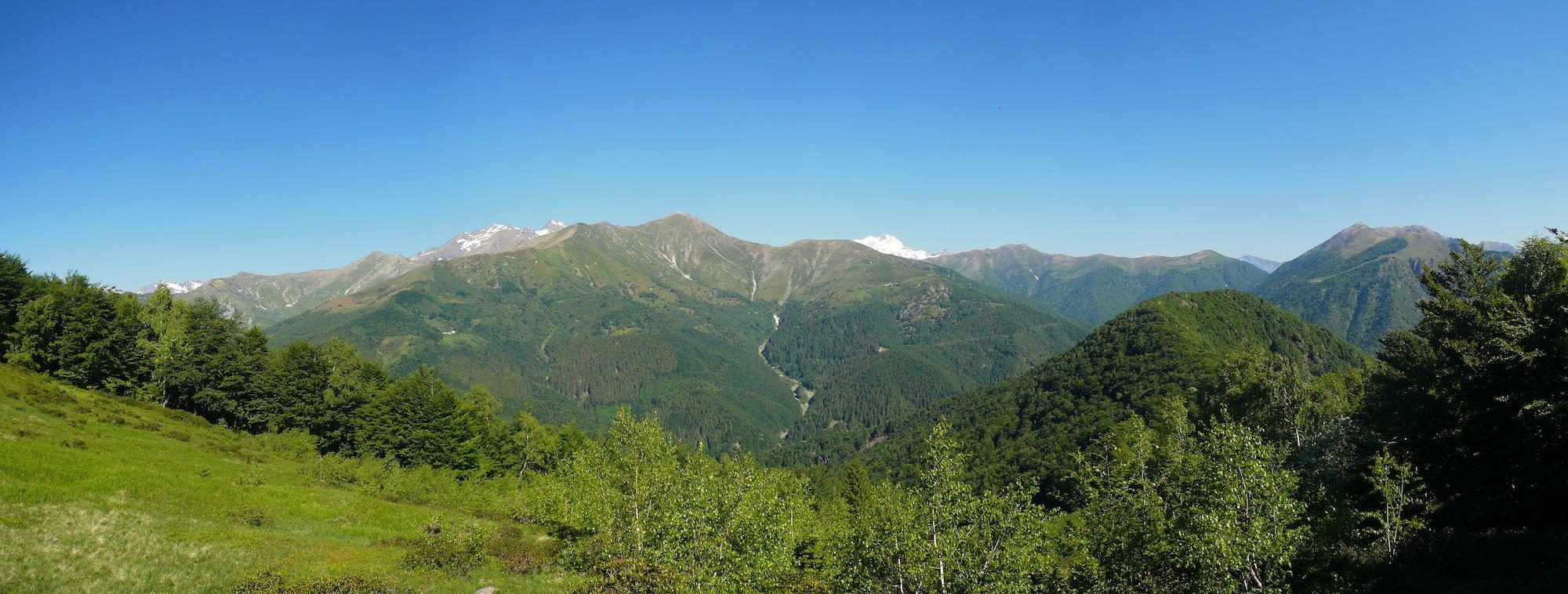 Valsessera - montagna biellese