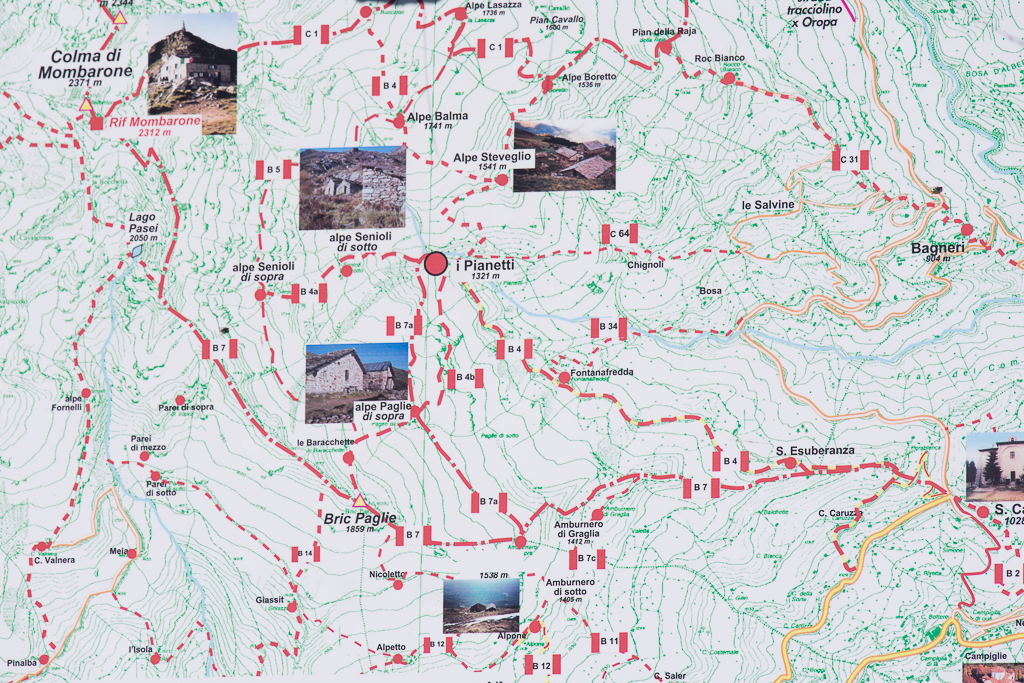 Rifugio Alpe Pianetti