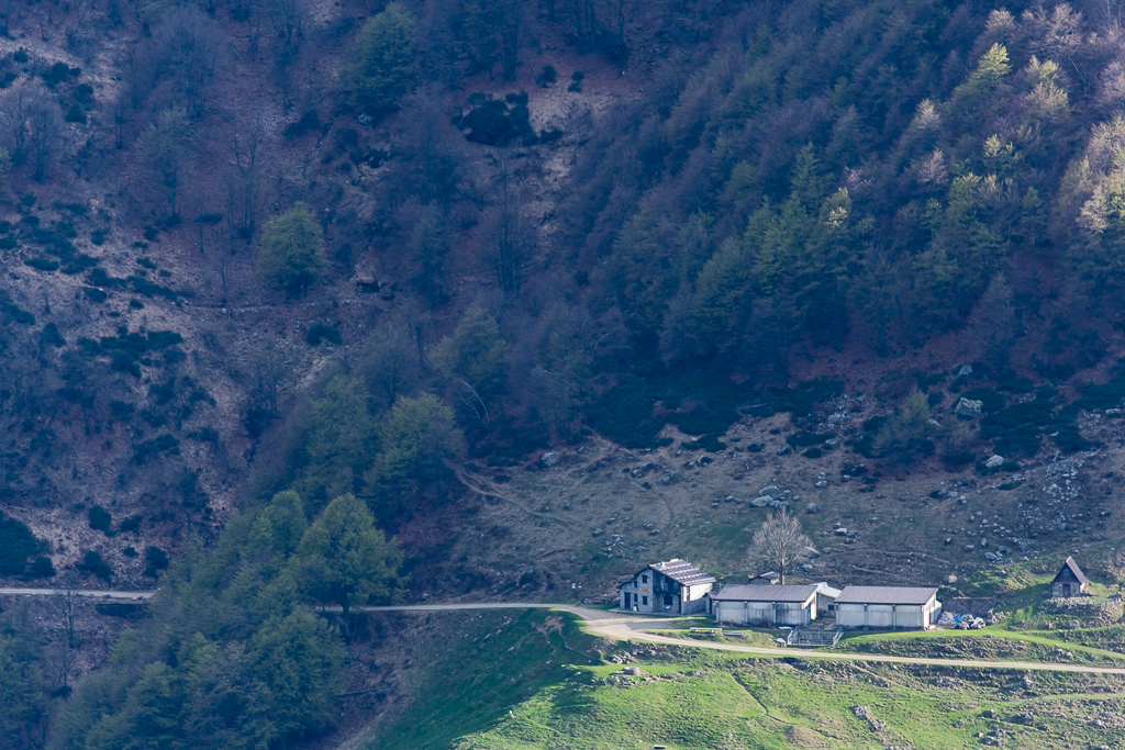 Agriturismo Alpe Montuccia - Montagna biellese - Oasi Zegna