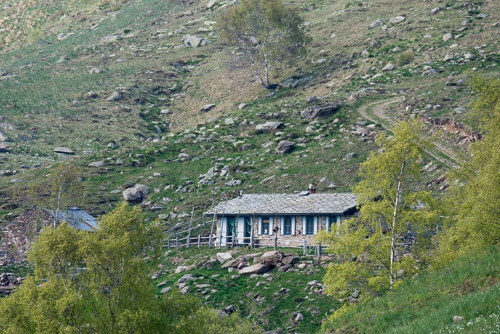 Rifugio Alpe Cavanna - Montagna biellese