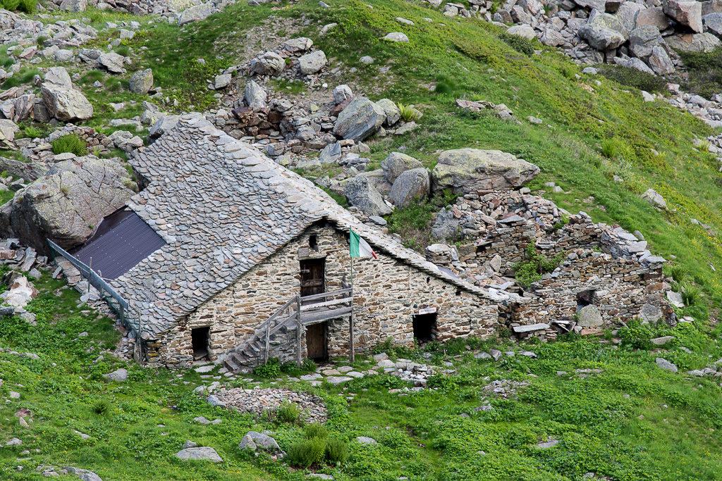 Bivacco Alpe Toso - Montagna biellese
